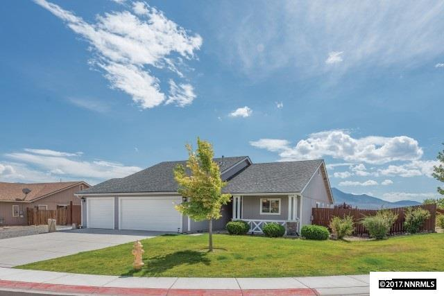 837 Laca, Dayton, NV 89403 (MLS #170013777) :: Chase International Real Estate