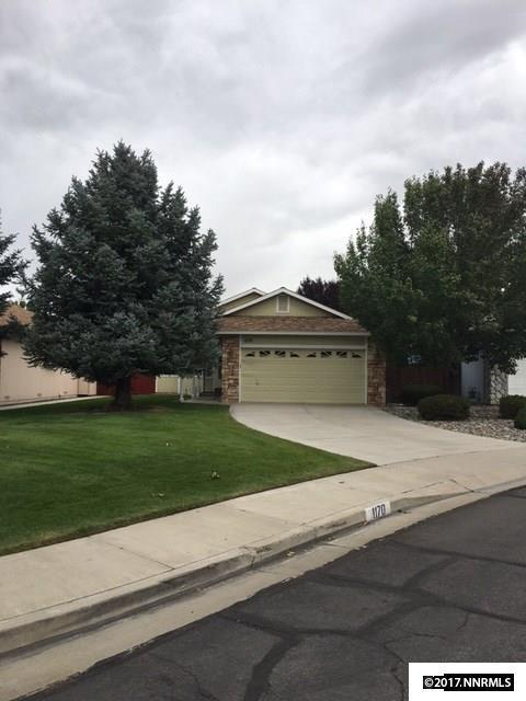 1170 Mill Creek Ci, Gardnerville, NV 89410 (MLS #170014060) :: Chase International Real Estate