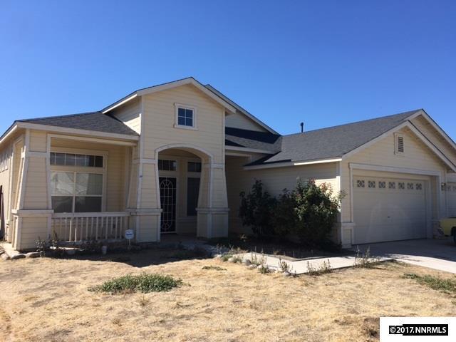 1063 Rimfield, Fernley, NV 89408 (MLS #170014102) :: Chase International Real Estate
