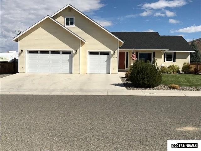 1164 San Marcos Circle, Minden, NV 89423 (MLS #170014547) :: RE/MAX Realty Affiliates