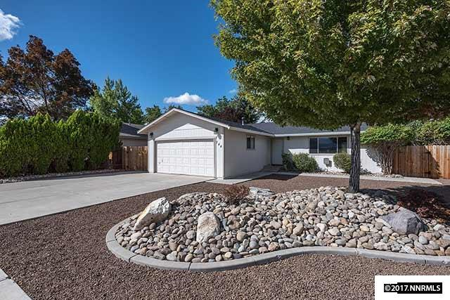 744 Long Valley, Gardnerville, NV 89460 (MLS #170014889) :: RE/MAX Realty Affiliates