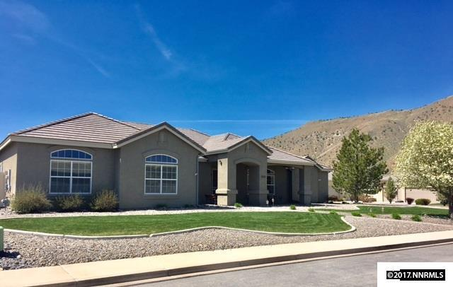 460 Mystic Mountain, Sparks, NV 89441 (MLS #170015279) :: The Mike Wood Team