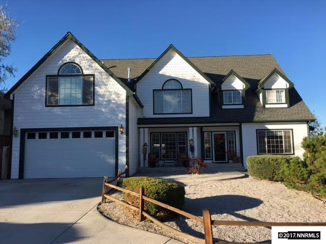 3655 Royer Ct, Reno, NV 89509 (MLS #170016162) :: Mike and Alena Smith | RE/MAX Realty Affiliates Reno