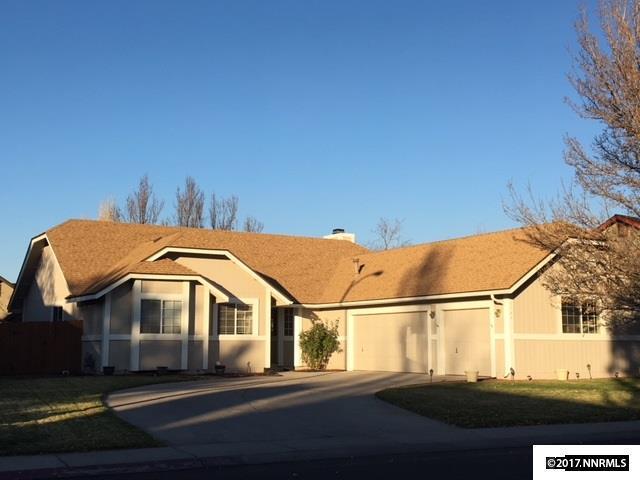 1705 Lantana Drive, Minden, NV 89423 (MLS #170016194) :: Chase International Real Estate