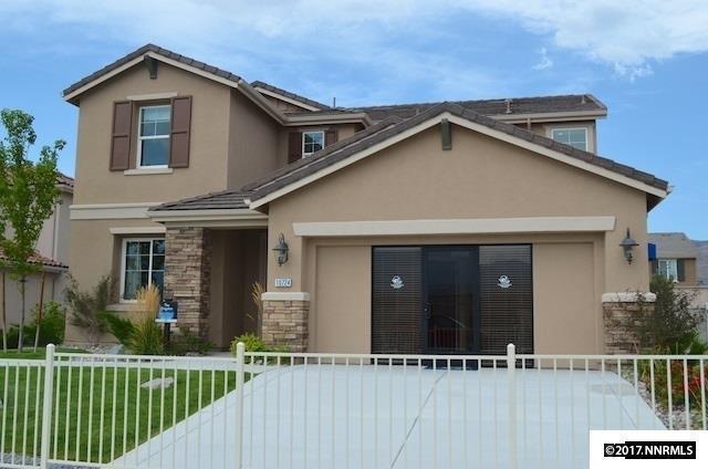 418 Water Way, Dayton, NV 89403 (MLS #170016280) :: Chase International Real Estate