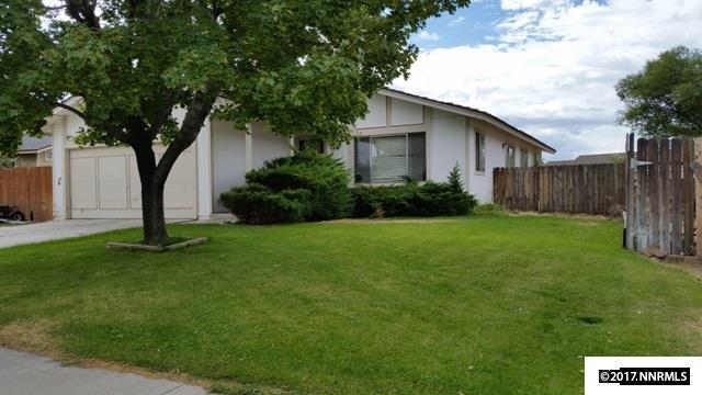 1316 Yellowjacket Lane, Gardnerville, NV 89460 (MLS #170016414) :: Chase International Real Estate