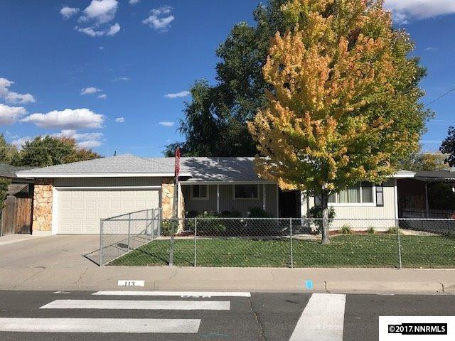 113 N Carson Meadow, Carson City, NV 89701 (MLS #170016551) :: Joseph Wieczorek   Dickson Realty