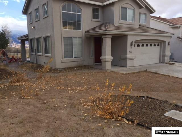 2610 Beaumont Parkway, Reno, NV 89523 (MLS #170017125) :: The Mike Wood Team