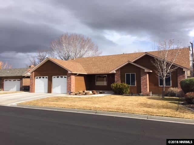 1507 Deseret Drive, Minden, NV 89423 (MLS #180000391) :: RE/MAX Realty Affiliates
