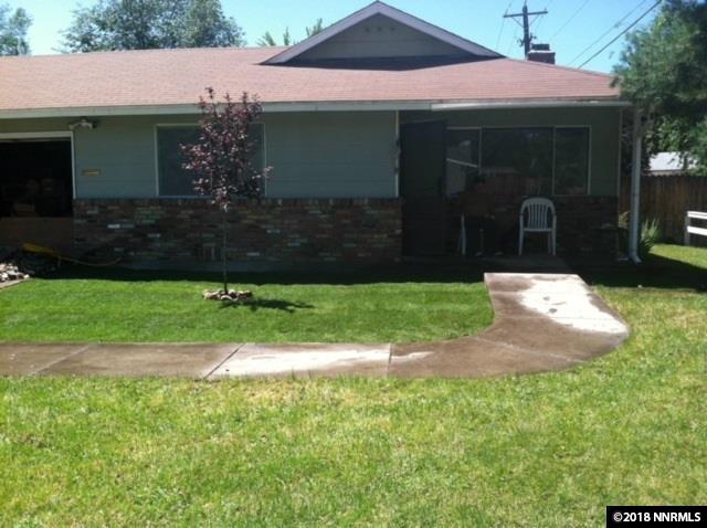 1105 E Robinson, Carson City, NV 89701 (MLS #180000541) :: Chase International Real Estate