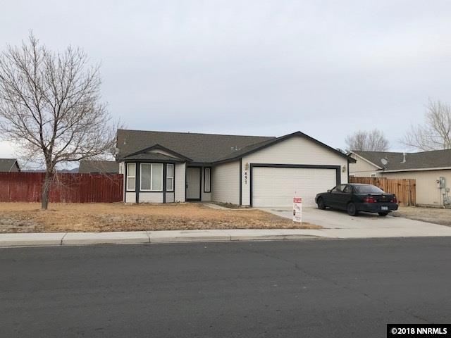 657 Jenny's Lane, Fernley, NV 89408 (MLS #180000674) :: Angelica Reyes Team