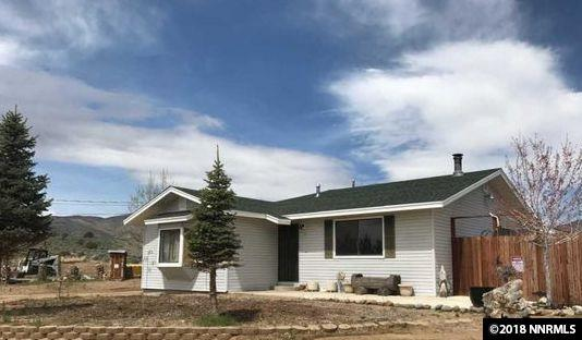 10 Martin, Moundhouse, NV 89706 (MLS #180001306) :: RE/MAX Realty Affiliates