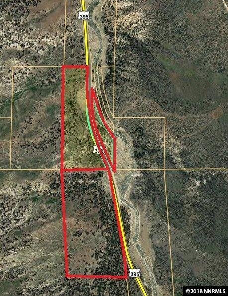 Lot 9/14 Hwy 395, Coleville, Ca, CA 96107 (MLS #180001386) :: The Mike Wood Team