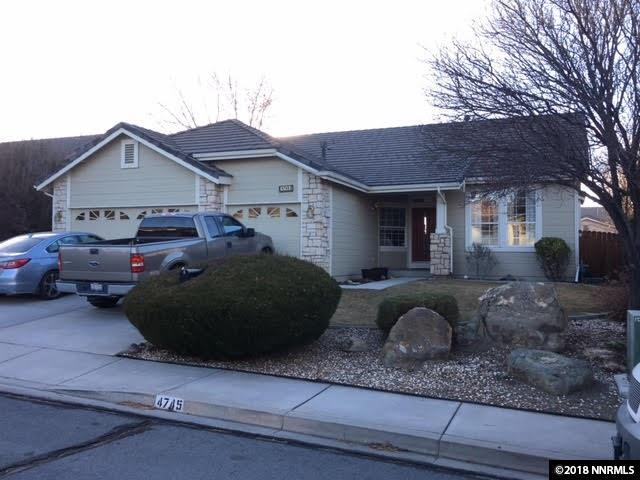 4745 Chipwood Dr, Sparks, NV 89436 (MLS #180001747) :: RE/MAX Realty Affiliates