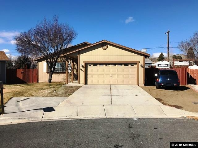 6225 W Choctaw, Sun Valley, NV 89433 (MLS #180001826) :: RE/MAX Realty Affiliates