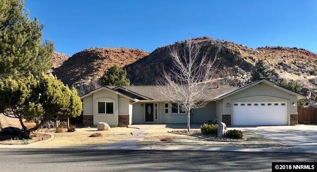 165 Cliff View Dr, Reno, NV 89523 (MLS #180001972) :: Harcourts NV1
