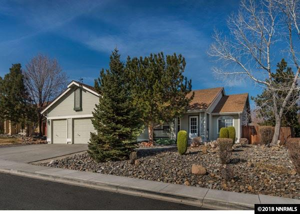 16055 Pine Valley, Reno, NV 89511 (MLS #180002028) :: The Mike Wood Team