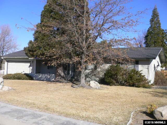 745 East Peak, Gardnerville, NV 89460 (MLS #180002031) :: Harcourts NV1
