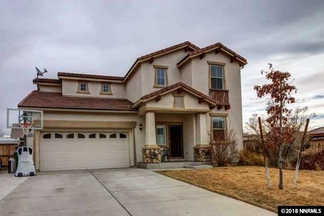 6638 Accolade, Sparks, NV 89436 (MLS #180002287) :: Marshall Realty