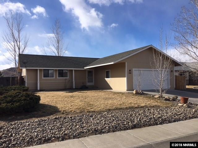 1381 Rancho Road, Gardnerville, NV 89460 (MLS #180002288) :: Harcourts NV1
