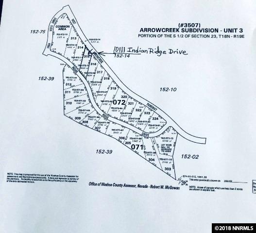 10111 Indian Ridge Drive, Reno, NV 89511 (MLS #180002863) :: Harcourts NV1