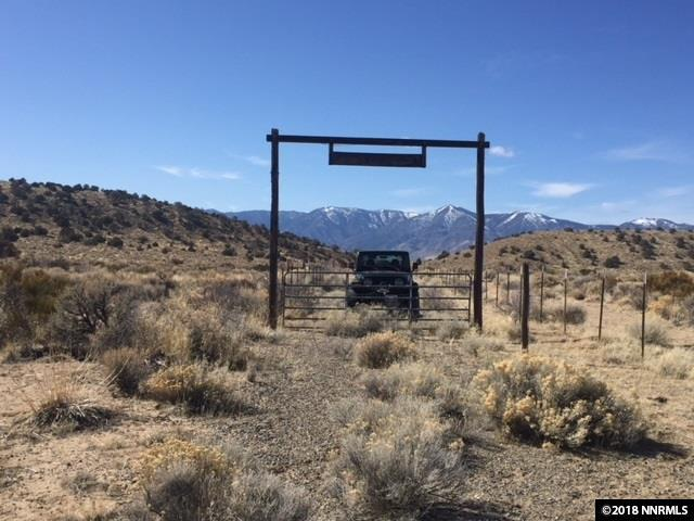 10 AC Juniper Valley Ranch Road, Minden, NV 89423 (MLS #180002866) :: NVGemme Real Estate