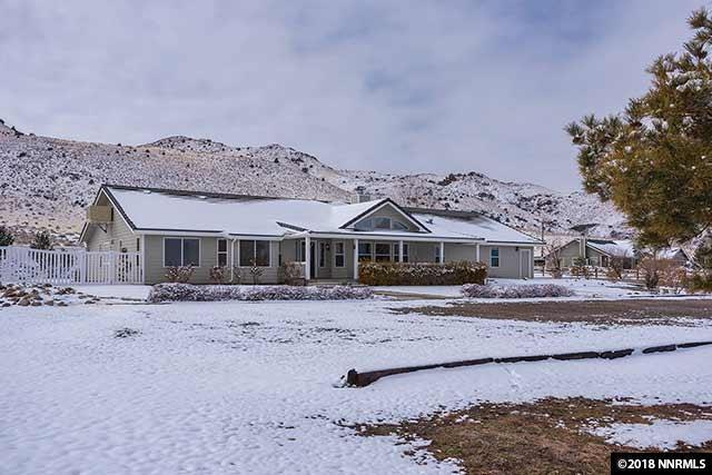 107 Wellington Cutoff, Wellington, NV 89444 (MLS #180002988) :: NVGemme Real Estate