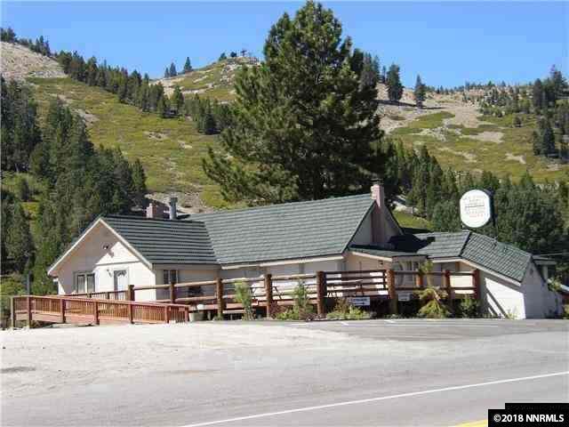 11000 Mount Rose Highway, Reno, NV 89511 (MLS #180003118) :: Harcourts NV1