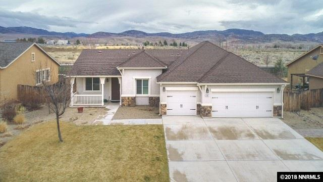 107 Marquis Terrace, Dayton, NV 89403 (MLS #180003218) :: The Matt Carter Group | RE/MAX Realty Affiliates