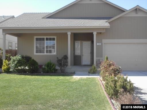 1295 Mountain Rose, Fernley, NV 89408 (MLS #180003252) :: NVGemme Real Estate