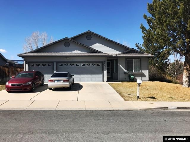 4890 Blue Mountain, Sparks, NV 89436 (MLS #180003657) :: Ferrari-Lund Real Estate