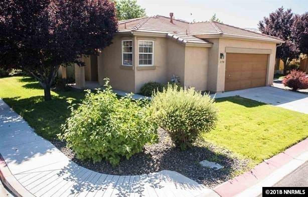 2194 San Remo Dr, Sparks, NV 89434 (MLS #180003746) :: Mike and Alena Smith | RE/MAX Realty Affiliates Reno
