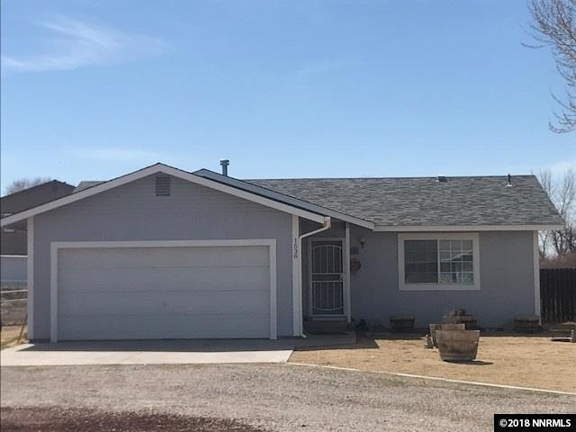 1538 Lattin Road, Fallon, NV 89406 (MLS #180003911) :: NVGemme Real Estate
