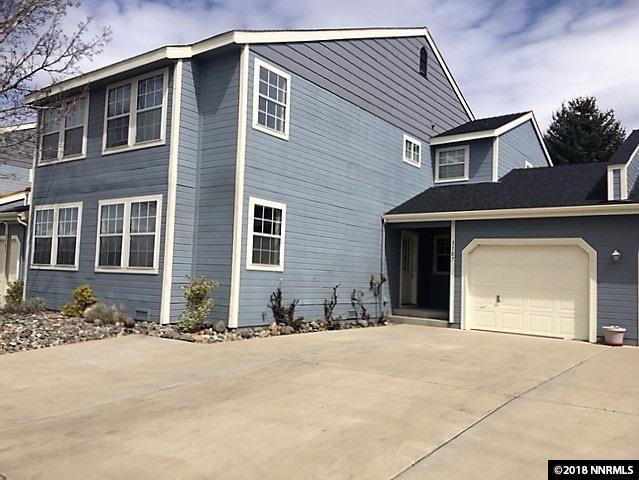 3107 Chubasco Way, Carson City, NV 89701 (MLS #180004202) :: NVGemme Real Estate