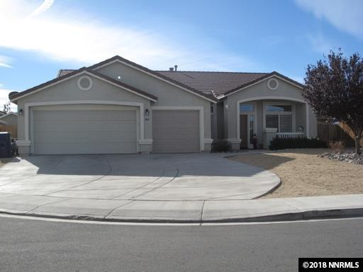 1065 Greenbrook, Fernley, NV 89408 (MLS #180004865) :: Mike and Alena Smith | RE/MAX Realty Affiliates Reno