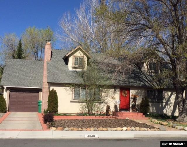 4640 Aster Drive, Reno, NV 89502 (MLS #180004934) :: Mike and Alena Smith | RE/MAX Realty Affiliates Reno