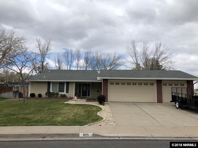 805 Singingwood, Reno, NV 89509 (MLS #180005044) :: Joseph Wieczorek | Dickson Realty