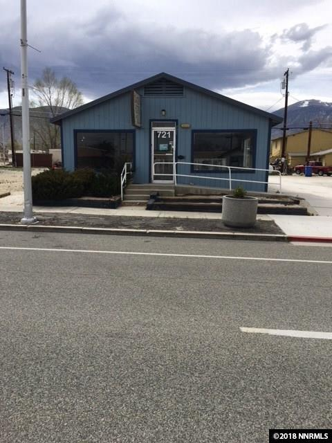 721 E Street, Hawthorne, NV 89415 (MLS #180005175) :: Marshall Realty