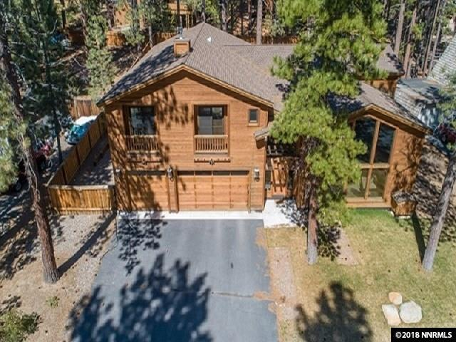 1076 Mill Creek Road, Incline Village, NV 89451 (MLS #180005326) :: Chase International Real Estate