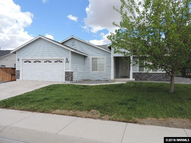350 Bens Way, Fernley, NV 89408 (MLS #180007016) :: RE/MAX Realty Affiliates