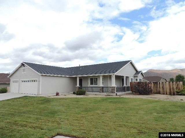 1231 Haistar Trail, Sparks, NV 89441 (MLS #180007209) :: Marshall Realty