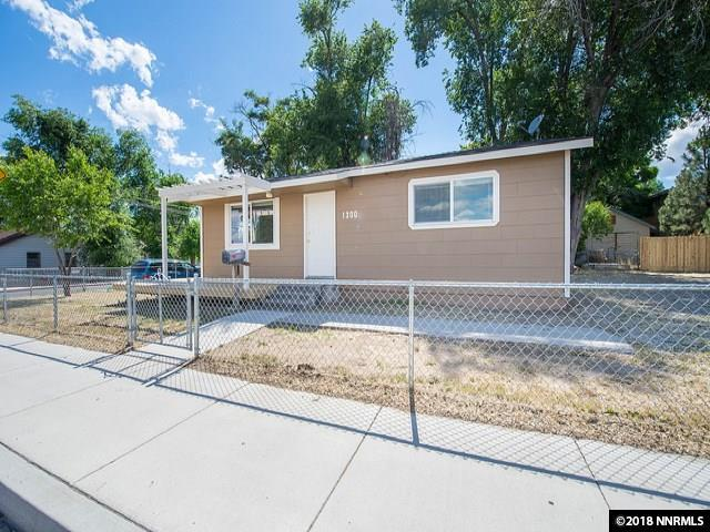 1300 N Roop Street, Carson City, NV 89706 (MLS #180008667) :: Marshall Realty