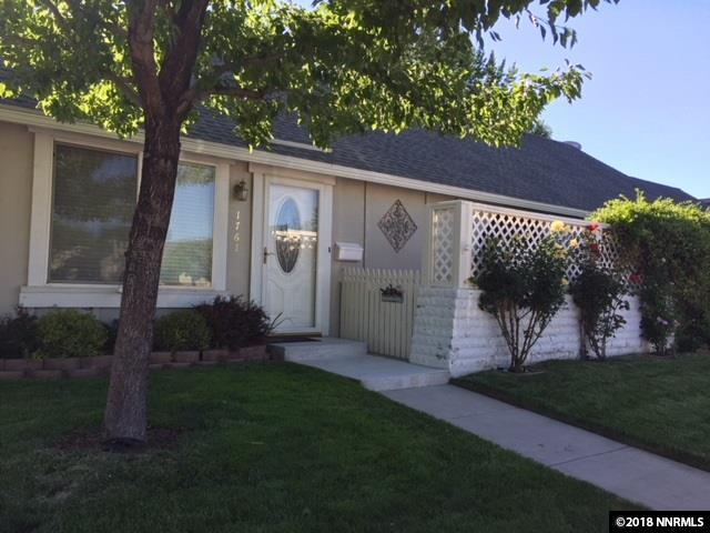 1761 London Circle, Sparks, NV 89431 (MLS #180008864) :: The Mike Wood Team