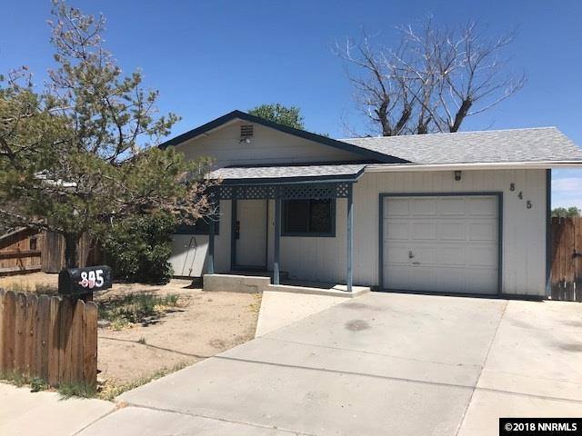 845 Stains Road, Fallon, NV 89406 (MLS #180009118) :: Mike and Alena Smith | RE/MAX Realty Affiliates Reno