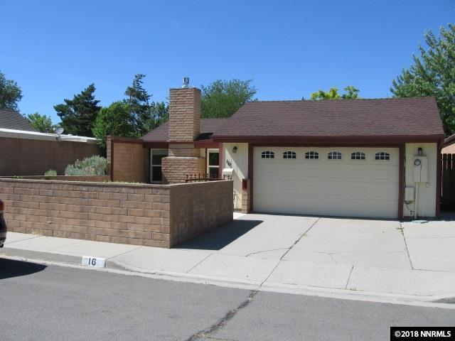 16 Castle Way, Carson City, NV 89706 (MLS #180010328) :: Harcourts NV1
