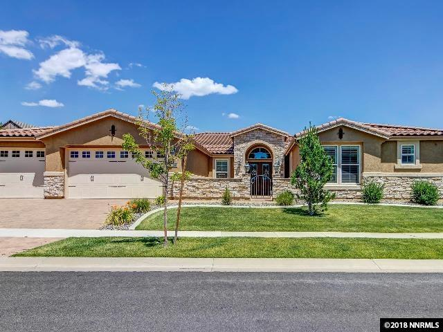 1900 Champion Hills Dr, Reno, NV 89523 (MLS #180010339) :: Harcourts NV1