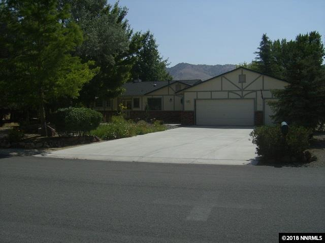 6020 W Hidden Valley, Reno, NV 89502 (MLS #180010765) :: Joshua Fink Group
