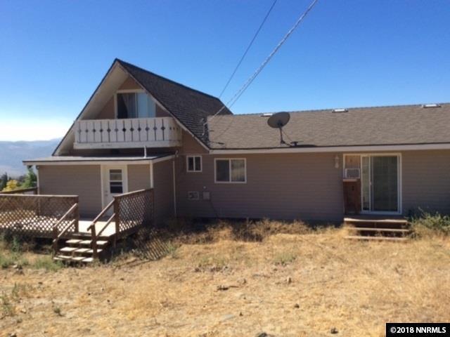 27 Mcclellan Peak Rd, Carson City, NV 89706 (MLS #180011509) :: Ferrari-Lund Real Estate
