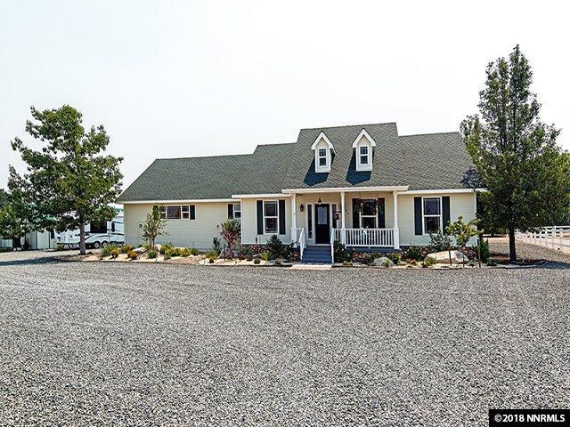 90 Steptoe Lane, Washoe Valley, NV 89704 (MLS #180011666) :: The Matt Carter Group | RE/MAX Realty Affiliates