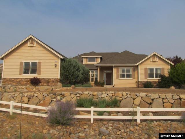 2659 Skyline, Minden, NV 89423 (MLS #180011696) :: Chase International Real Estate